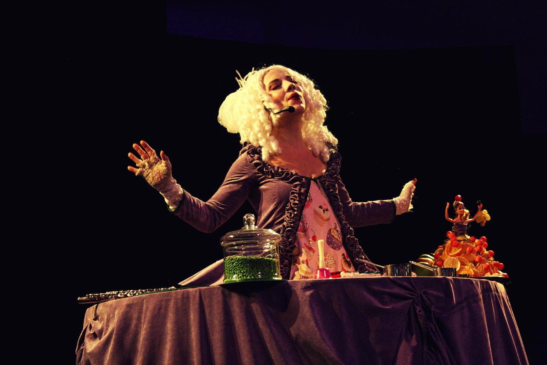 Création et Réalisation. Madame de Gourmandine