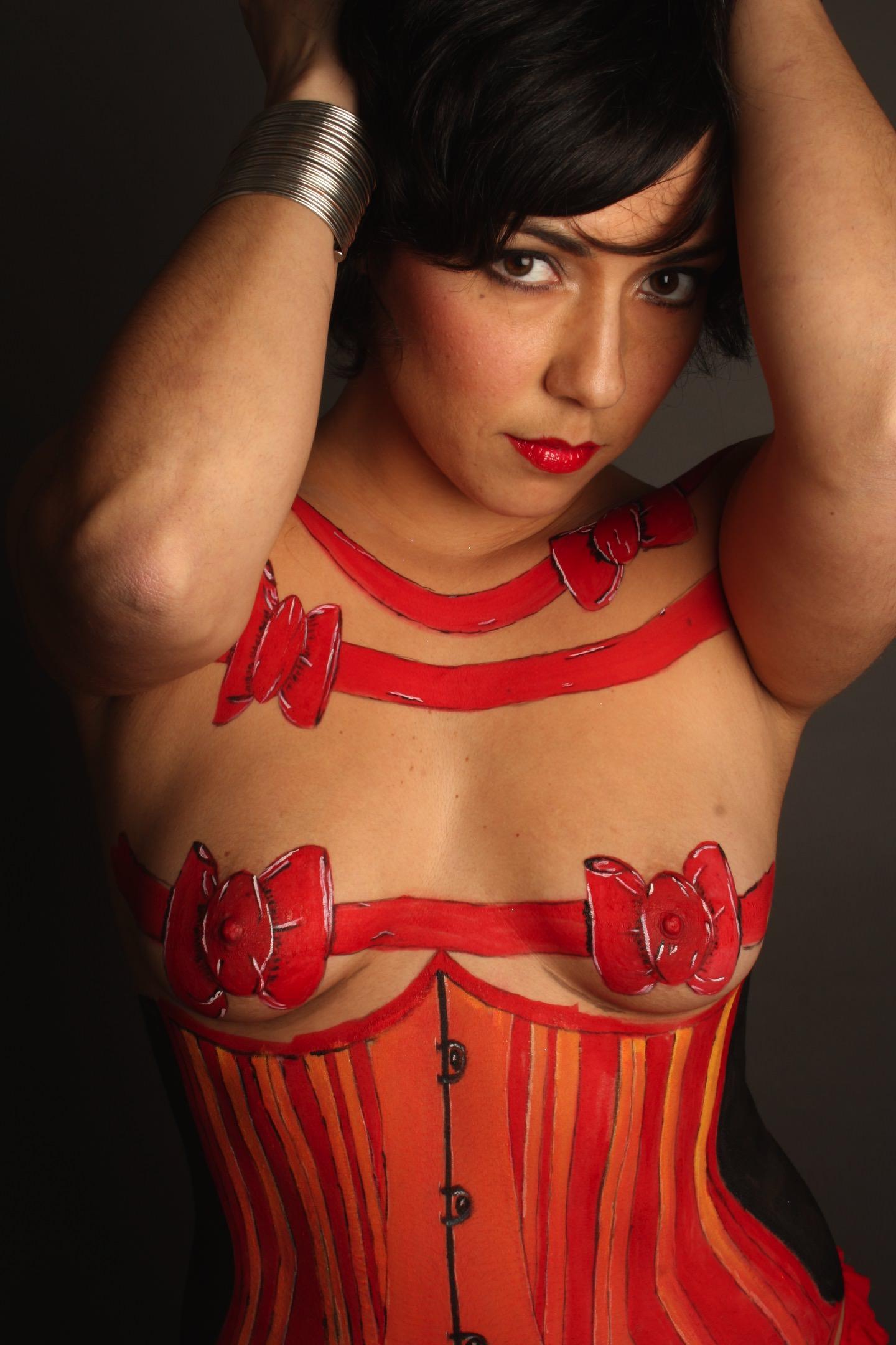 Modèle : Natalia Jorquera